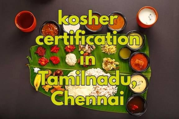 kosher certification in tamilnadu erode chennai